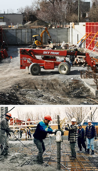 Ontario Concrete Framework – CMC Carrier