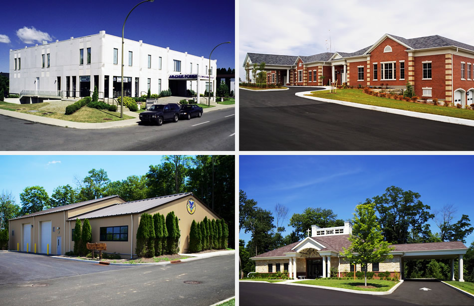 Funeral Home Construction & Funeral Complex Design
