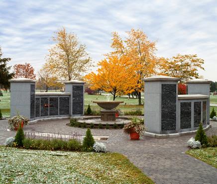 Cremation Gardens – CMC-Carrier