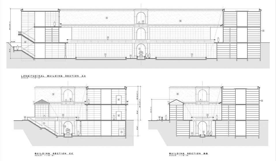 Mausoleum design builder construction contractor cmc Mausoleum design